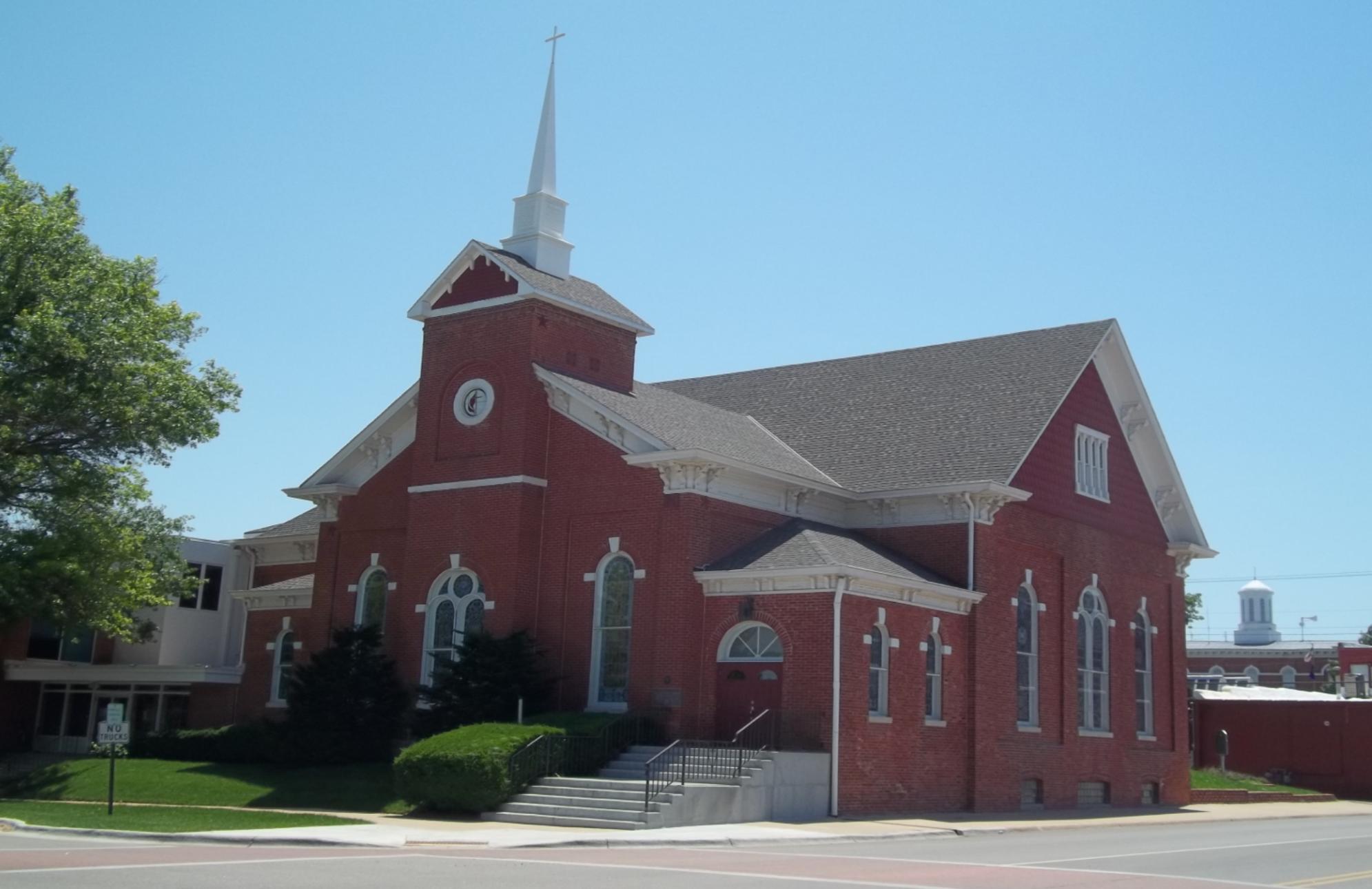 Nebraska City First United Methodist Church